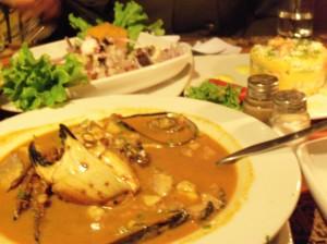 Peruvian Cuisine . . . worth the trip alone