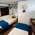 Iguana Deck Twin Cabin