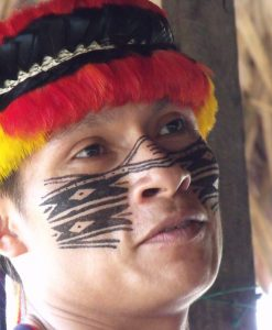 Kapawi Man