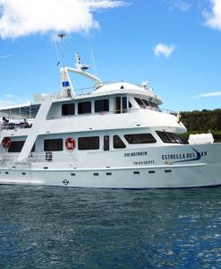 Estrella Del Mar, Galapagos