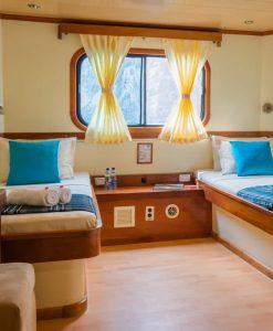 Seaman Journey Cruise, Standard Cabin