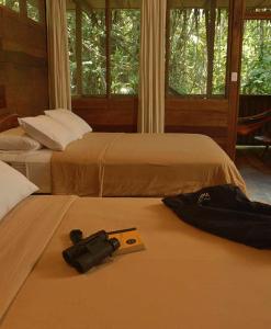 Double Cabin at Sacha Lodge