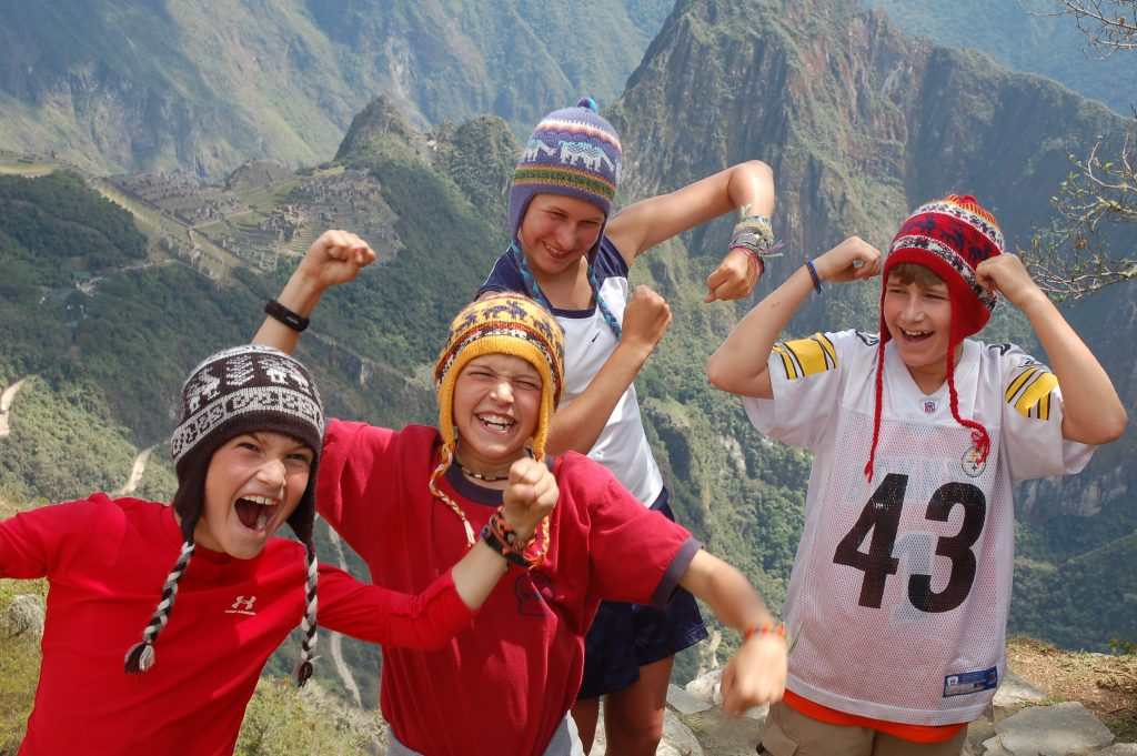 Can My Kids Come? Minimum Age for Hiking the Inca Trail ...