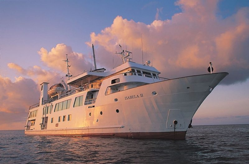 Is Seasickness Common On A Galapagos Islands Cruise  Detour