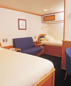 Isabela II Galapagos Cruise Cabin