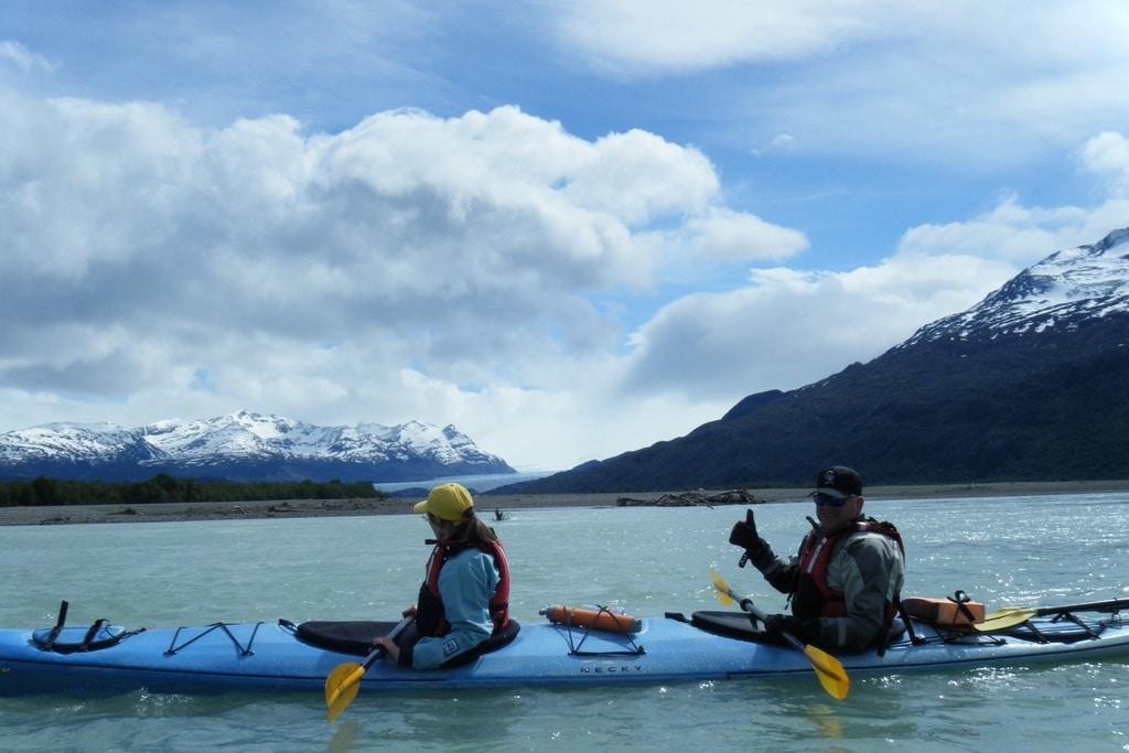 Patagonia Sea Kayaking
