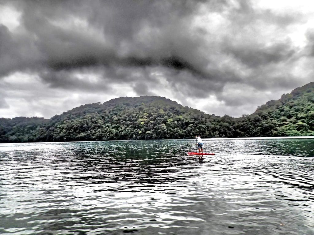 Stand Up Paddleboarding the Pacific, Nuqui, Colombia