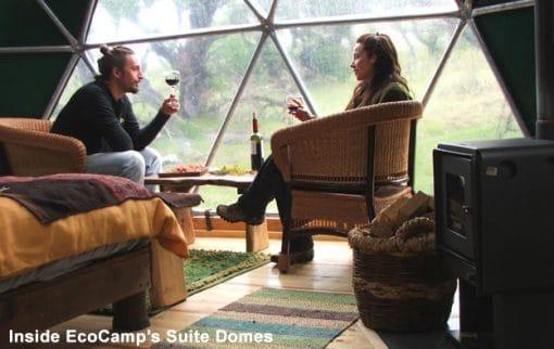EcoDome Suite Dome Interior