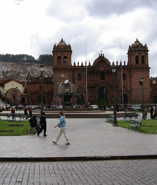 Cusco Plaza de Armas
