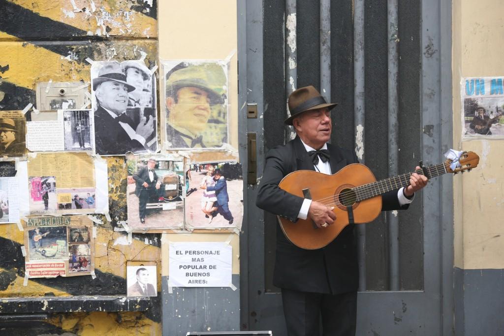 Buenos Aires musician