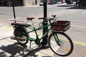 Detour's New Truck is a Yuba Cargo Bike