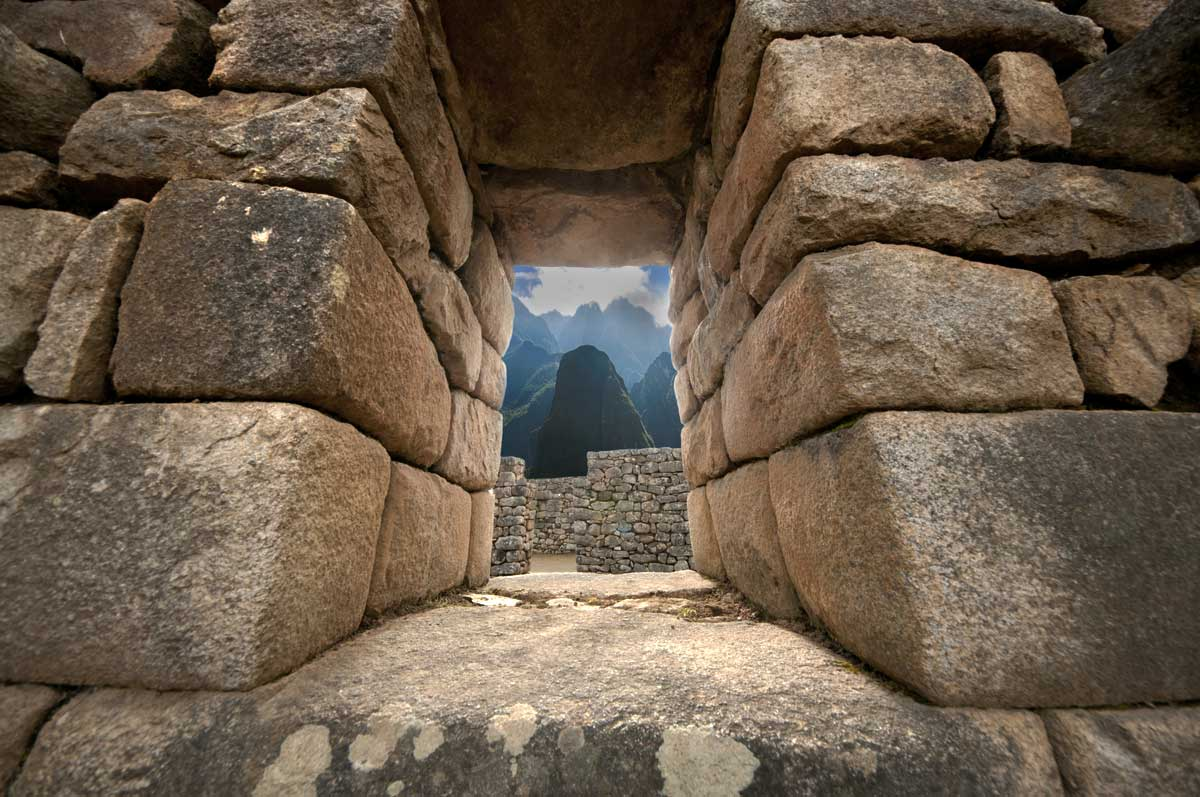 Machu Picchu Windows to the World