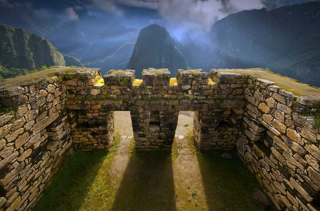 Machu Picchu Windows to the World
