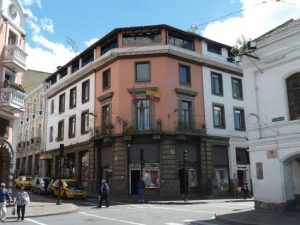 Hotel Real Audiencia, Old Town, Quito, Ecuador