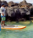 Stand Up Paddling in the Galapagos Islands