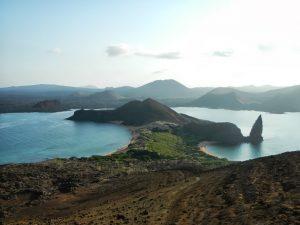 Pinnacle Rock, Bartolome Island, Galapagos Islands