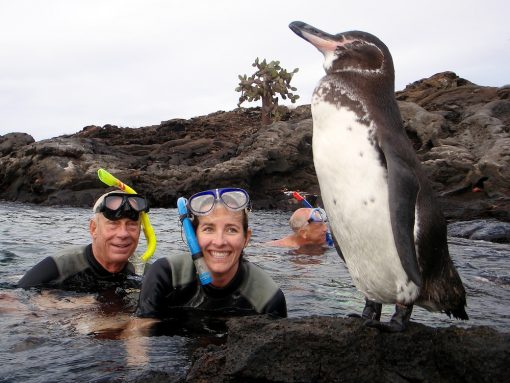 on the Ocean Spray Galapagos Cruise