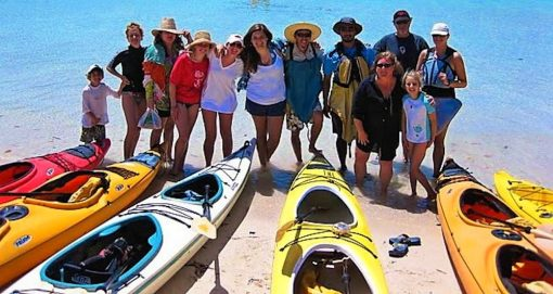 Sea Kayaking Sea of Cortez